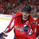 Побил столетний рекорд: Хоккеиста Александра Овечкина признали первой звездой дня НХЛ