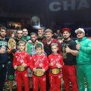 Новые бои сыновей Кадырова транслировали по «Матч ТВ»