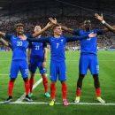 Франция победила Белоруссию и вышла на ЧМ-2018
