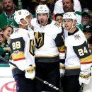 Лас-Вегас признан первой звездой дня в НХЛ
