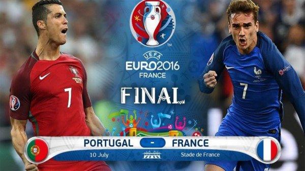 Франция и Португалия едут на Чемпионат мира 2018