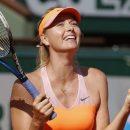 Шарапова одержала победу над румынкой Бегу в первом круге турнира WTA