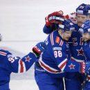 20-матчевая победная серия СКА прервалась благодаря ХК «Сочи»