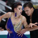 Соловьев и Боброва заняли 2-е место на гран-при «Ростелекома»