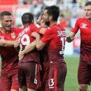 «СКА-Хабаровск» и УФа» сыграли 2-2 в матче РФПЛ