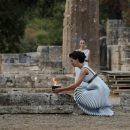 В Греции зажгли огонь зимних Олимпийских игр