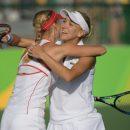 Макарова и Веснина пробились в полуфинал Итогового турнира WTA