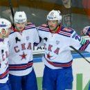 СКА обновил рекорд продолжительности победной серии в КХЛ и обыграл «Слован»