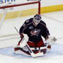 Первой звездой игрового дня в НХЛ стал голкипер «Вегаса» Данск