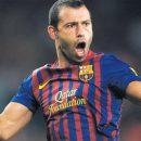 Игрок «Барселоны» Маскерано планирует покинуть клуб