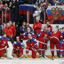 Обнародован состав сборной России на первый этап Еврохоккейтура
