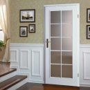 Замена стекол в дверях