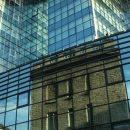 Сооружения из алюминия и стекла