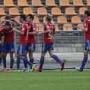ЦСКА нанес поражение «Локомотиву» в 16 туре молодежного первенства