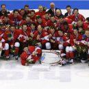 В олимпийскую сборную России по хоккею вызвали 2 игроков СКА