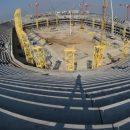 Готовность стадиона в Калининграде к ЧМ-2018 составляет 89%