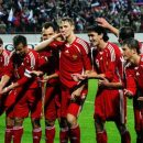 Футболисты сборной РФ исполнят новогодние желания маленьких фанатов