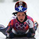 Американская скелетонистка заплакала от счастья после дисквалификации россиянки