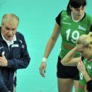 Женская сборная России по волейболу получила неудовлетворительную оценку