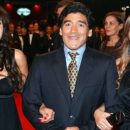 Марадона добивается ареста собственной дочери
