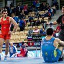 Иранца заставили проиграть россиянину из-за схватки с борцом из Израиля