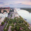 Жительница Ростова внесла предложение перенести фан-зону ЧМ-2018 во избежание проблем с транспортом