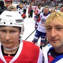 Евгений Плющенко попал в команду Putin Team