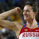 Елена Исинбаева призывает российских спортсменов принять участие в Олимпиаде