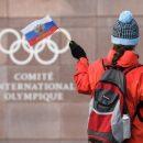 На Украине обрадовались решению МОК отстранить Россию от Олимпиады