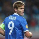 Кокорин не забил с метра в пустые ворота «Ахмата»