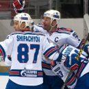 Шипачев и Ковальчук тренируются в первом звене сборной России