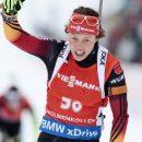 Дальмайер одержала победу на гонке преследования на этапе КМ во Франции