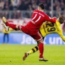 «Бавария» победила «Боруссию Дортмунд» в плей-офф кубка Германии