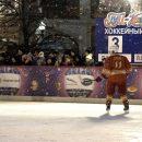 Путин сыграл ночью в хоккей возле стен Кремля