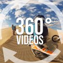 Professional VR video and 360-degree filming
